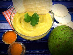 Maionese de Abacate e Açafrão - Receita Vegan - Blog da Spice