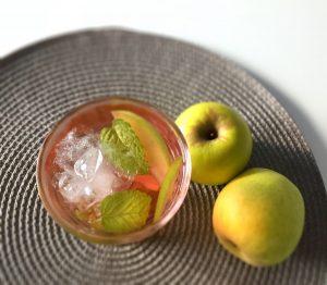 Chá de frutos vermelhos com maçã verde e hortelã - Blog da Spice