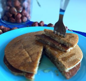 Panquecas de Avelã - Receita Completa - Blog da Spice