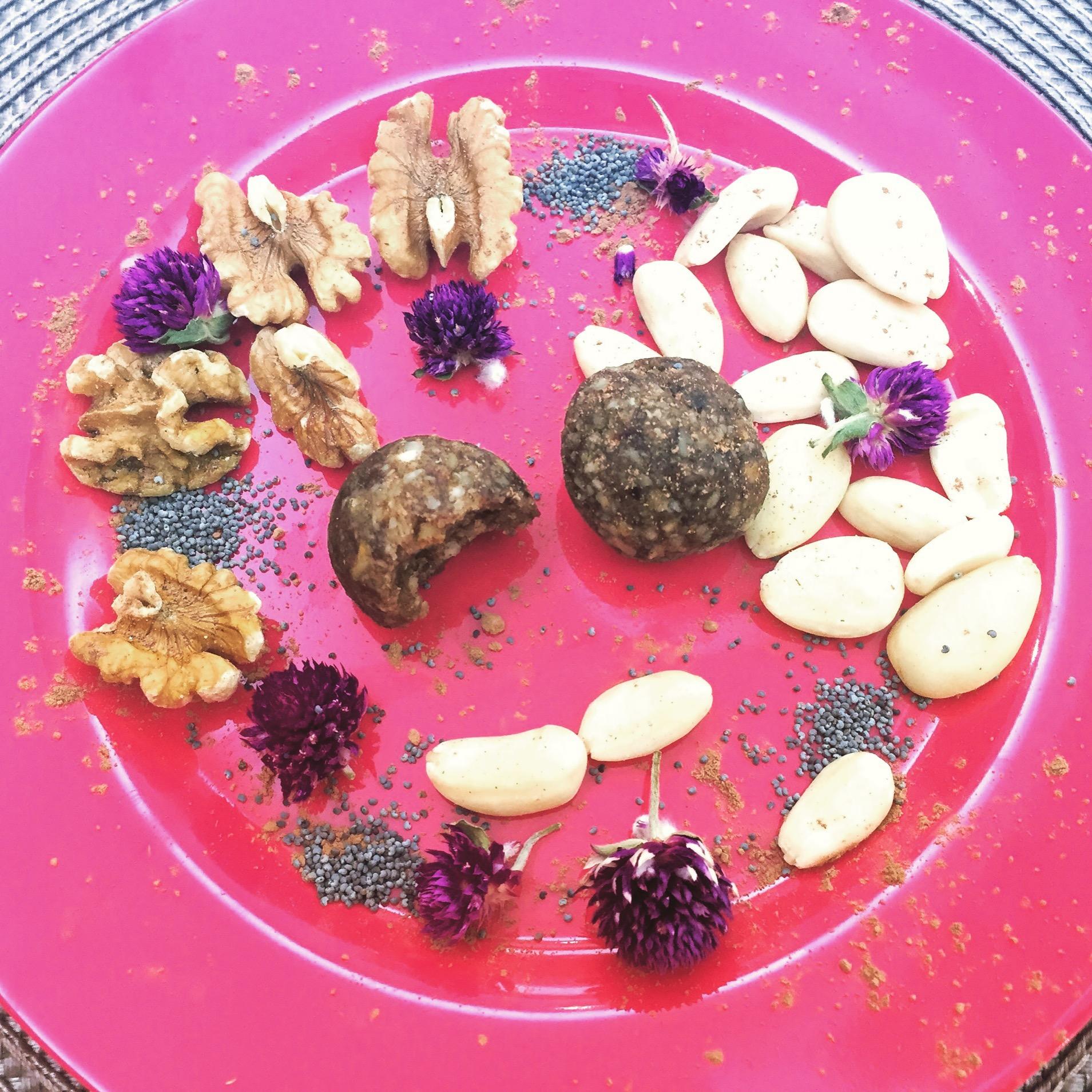 Energy Bites - Snack rápido e vegan - Blog da Spice