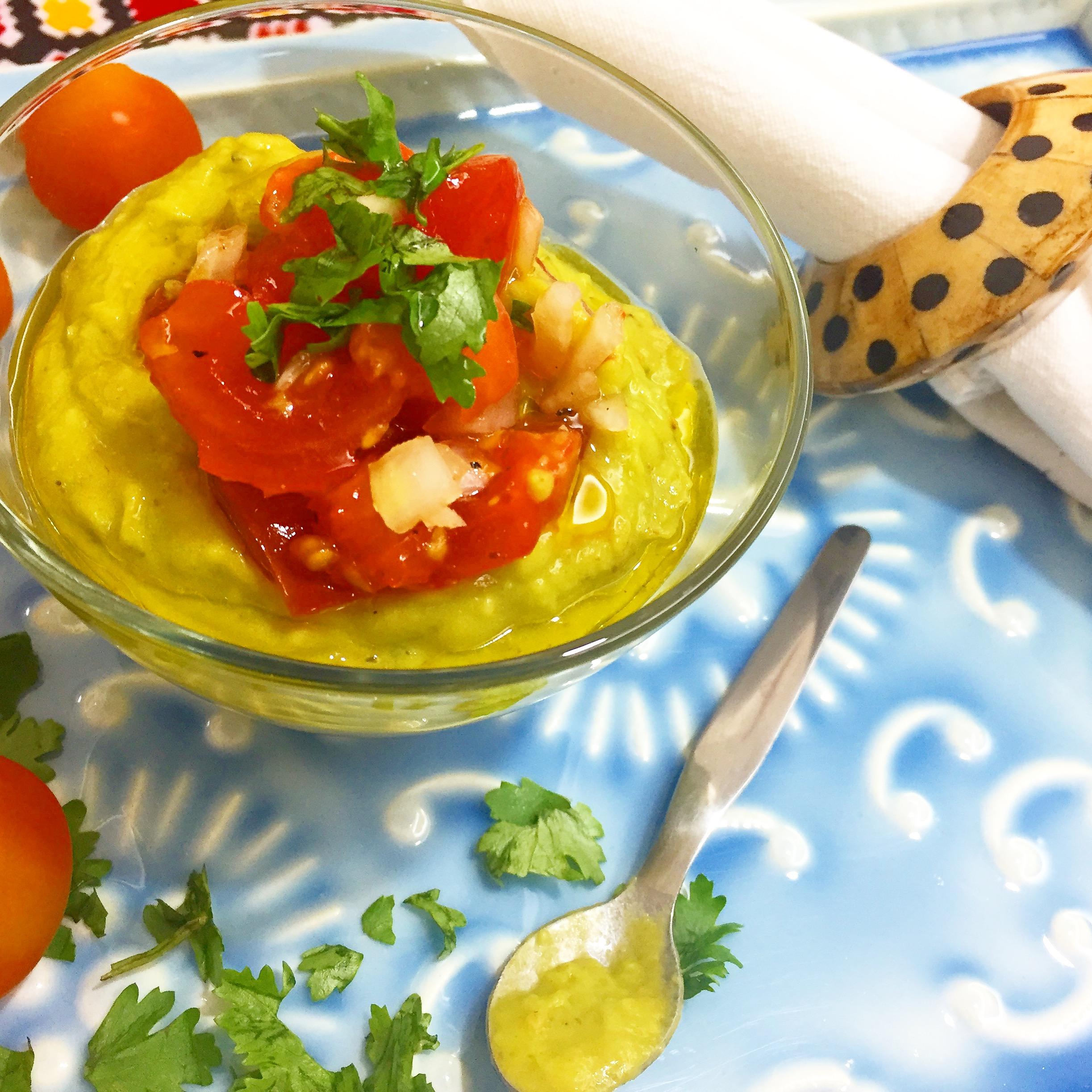 Guacamole Tradicional - Receita Vegan - Blog da Spice