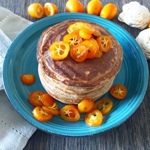 Panquecas de Amendoim - Receita Completa - Blog da Spice