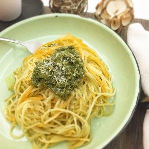 Pesto de Coentros e Avelãs - Receita Vegan - Blog da Spice