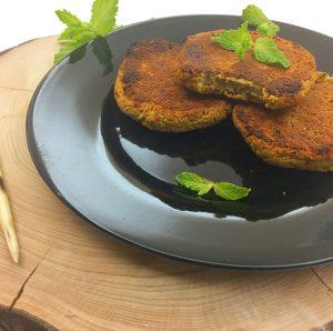 Falafel no Forno - Receita Saudável - Blog da Spice