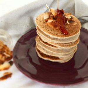 Panquecas de Coco - Receita sem Glúten e Lactose - Blog da Spice