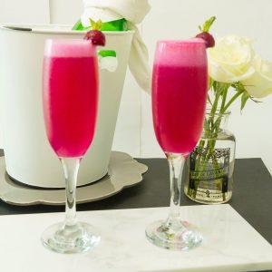 Bellini de pitaya - Blog da Spice