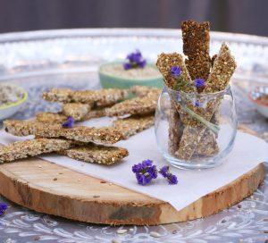 Barras Crocantes de Aveia e Sementes - Blog da Spice