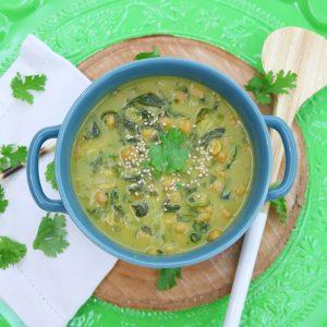 Caril de Grão e Gimboa - Receita Fácil e Vegan - Blog da Spice