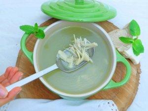 Canja de Cogumelos - Blog da Spice