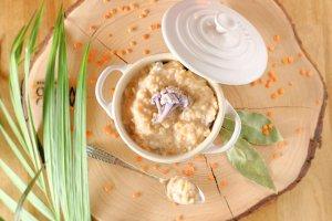 Estufado branco de lentilhas e bulgur - Blog da Spice