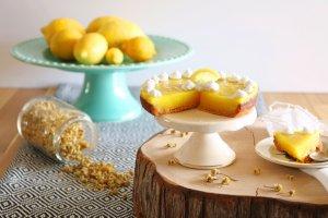 Tarte de camomila e limão - Blog da Spice