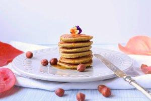 Mini panquecas de avelã - Blog da Spice