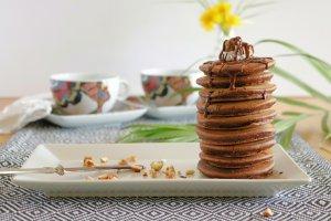 Panquecas de não tella - Blog da Spice
