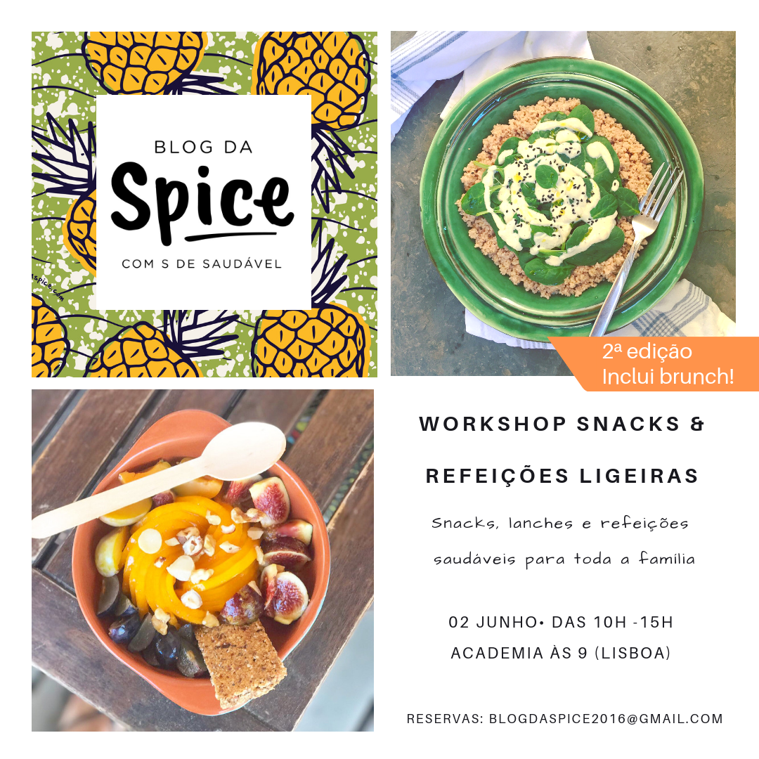 Workshop Blog da Spice