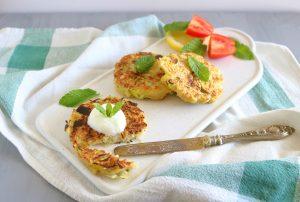Rostis de batata e alho francês - Blog da Spice