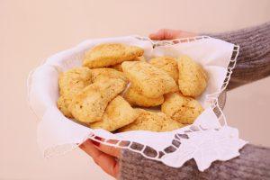Scones de Batata-Doce - Blog da Spice
