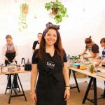 Sofia do Blog da Spice - Ambiente de Workshop
