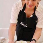 Preparação de Mesa pela Sofia do Blog da Spice