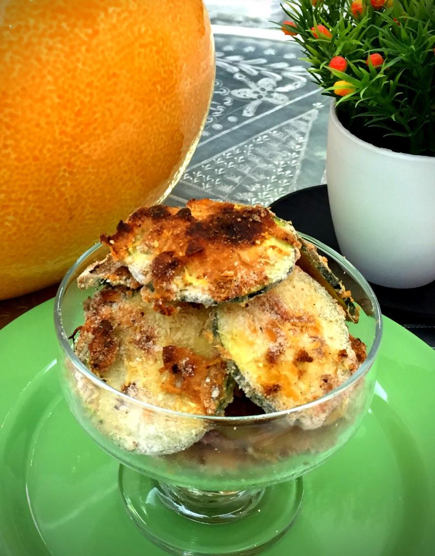 Curgete Panada com Alho e Parmesão - Blog da Spice