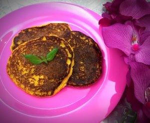 Panquecas salgadas de abóbora e grão - Blog da Spice
