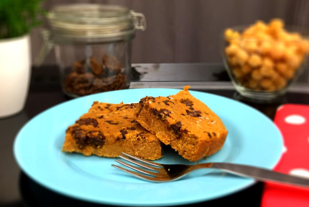 Bolo de Grão com Chocolate Preto - Receita Vegan - Blog da Spice
