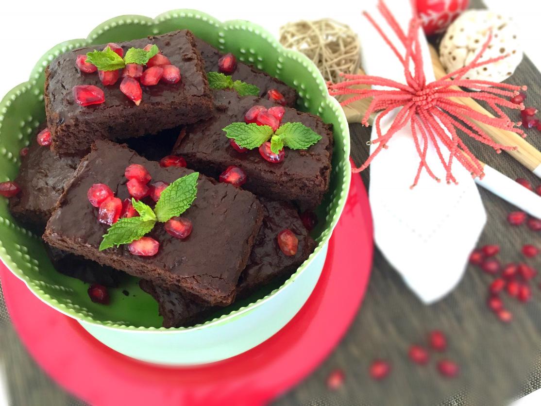 Brownie de Chocolate e Tâmaras - Receita - Blog da Spice