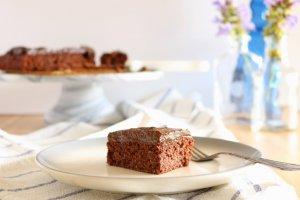 Brownie de banana, cacau e café - Blog da Spice