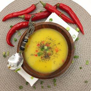 Creme de Abóbora e Malagueta - Receita - Blog da Spice