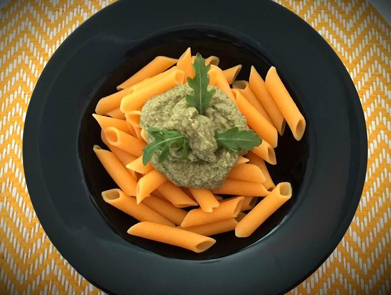 Pesto de Abacate e Rúcula - Receita Vegan - Blog da Spice