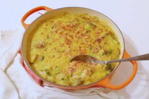 Gratinado de legumes com caril - Blog da Spice