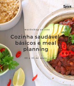 Workshop Básicos e Meal planning